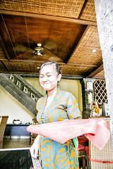 IMG_4264 (Alireza PourNaghshband) Tags: bali waitress hospitality