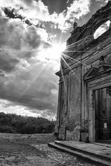 DSC_4827 (Megabarney84) Tags: italy roma castle abandoned church nikon castello canale lazio medioevo rovine medioeval abbandonato d3300