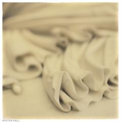 Creamy Marble (peterphotographic) Tags: uk england macro london art statue closeup museum square nikon dress britain va victoriaandalbertmuseum fold marble creamy lawrencemacdonald macromondays d300s emilygeorgina camerabag2 ©peterhall dsc3590sqcb2gauzeedwm