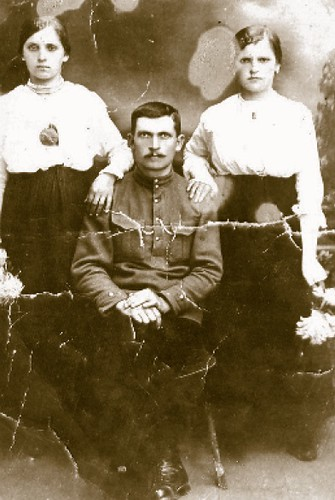Szydłowiec, 1916r.