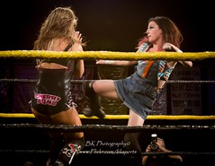 Leva Bates, Cherry Bomb-6 (bkrieger02) Tags: wrestling wsu squaredcircle divas tlc knockouts 8thanniversary womenswrestling professionalwrestling womenssuperstarsuncensored wsu8thanniversary prowreslting tlcmatch