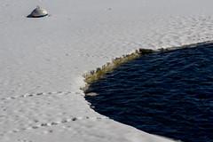 Boston's Epic Snow of 2015 (NicKafkas) Tags: winter cambridge snow weather boston frozen massachusetts charlesriver snowstorm blizzard newton bosnow nickafkas