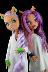 (Lenekie) Tags: fashion monster high doll handmade monsterhigh clawdeenwolf