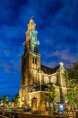 Westerkerk (WT Journal) Tags: netherlands holland amsterdam westerkerk