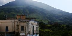stromboli (isabellerosenberg) Tags: italy mountain landscape volcano scenery outdoor sicily mountainside stromboli landsacpe