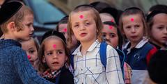 We all have our blind spots (ybiberman) Tags: israel jerusalem meahshearim boys ultraorthodox strictlyorthodox jews boy payot kipah portrait candid streetphotography