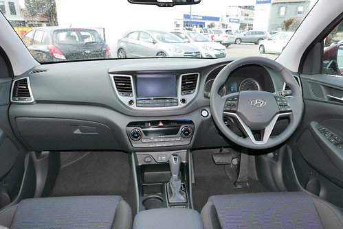 2015 Hyundai Tucson (TLe MY16) Elite CRDi AWD wagon
