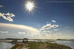 AAB_2047s (savillent) Tags: tuktoyaktuk northwest territories canada landscape photography sun summer clouds sky shoreline arctic north nikon july 2016