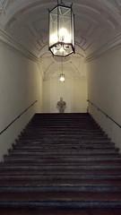 Munich (heytampa) Tags: munich germany staircase light bust museum palace