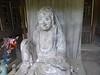 Scary looking figure at Temple 25 (Stop carbon pollution) Tags: flickr japan 日本 honshuu 本州 saitamaken 埼玉県 chichibu 秩父 34kannonpilgrimage 三十四札所 kantou 関東