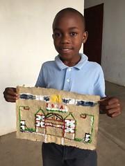 Thomas Ron Christo 11 (Haiti Partners) Tags: haiti entrepreneurship socialbusiness childrensacademy july 2016 papermaking