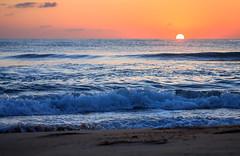 Amanece en Bellreguard (m) Tags: amanecer valencia bellreguard playa sol sun beach sea sky