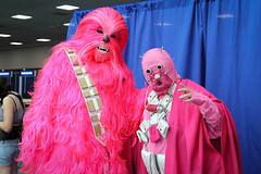 IMG_4579 (Marcelo David) Tags: sdcc sdcc2016 sandiegocomiccon 2016 sandiego cosplay chewbacca starwars wookiee pink