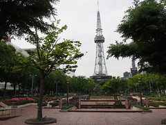 Nagoya Tower (wayward-cloud) Tags: japan nagoya televisiontower nagoyatower