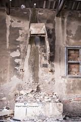 Ruinas de la actividad minera en La Unin  //  Ruins mining in La Union (Miguel Lpez Soler - E.) Tags: details ruins abandoned metal detalles ruinas abandonado miguellpezsolere launin espaa spain