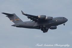 USAF Boeing C-17A Globemaster III 07-7189 (MSN007) Tags: usaf boeing c17a globemaster iii 77189