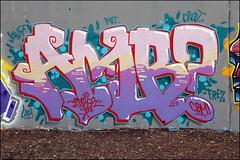 Amb (Alex Ellison) Tags: westlondon urban graffiti graff boobs trellicktower halloffame amb cbm