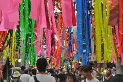 nagoya15748 (tanayan) Tags: urban town cityscape aichi nagoya japan nikon j1 shopping street road alley tanabata endoji