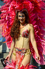 beauty of notting hill carnival (Piotr Trumpiel) Tags: people outdoor london carnival nottinghill
