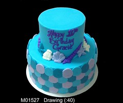 M01527 (merrittsbakery) Tags: cake scales tiered mermaid ocean