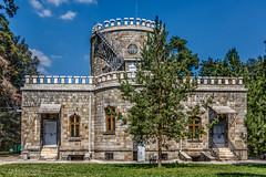 Iulia's Castle - Back side (Askjell's Photo - @work - very slow internet) Tags: bogdanpetriceicuhasdeu castle cmpina iuliahasdeu romania spiritism spooky ghost ghostly hounted mystic mysticism
