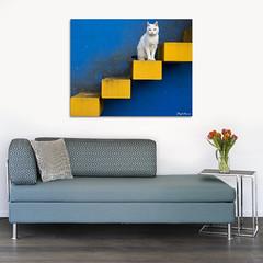 Acryl Salon 2 (StephAnna :-)) Tags: sales artprint frame acryl glass living room bed bedroom deco art examples bilder ramen einramungen verkauf kunst encadrement vendre decoration chambrecoucher modern moderne bois verreacrylique acrylglas