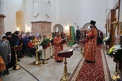 17. Престольный праздник в Святогорске 30.09.2016