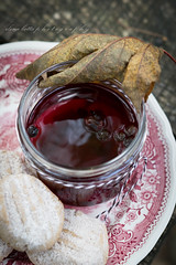 mulled wine with cookies (beppelena) Tags: mulledwine cookie foodphotography foodanddrink foodstyling food plate colorful 60mm autumn