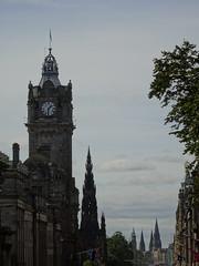 Balmoral Hotel, Princes Street, Edinburgh (iainh124a) Tags: iainh124a scotland uk sony sonycybershot dschx90 dschs90v cybershot dx90 dx90v edinburgh