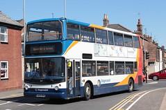 Alexander-Dennis Trident ALX400 (DennisDartSLF) Tags: kingslynn bus alexanderdennis trident alx400 18341 stagecoach stagecoachinnorfolk ae55dkd