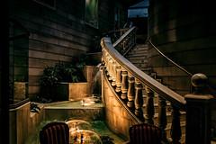 Hotel Senator Gran Via, Madrid (Roman Achrainer) Tags: hotelsenator granvia madrid treppe wasserspiel springbrunnen spanien achrainer