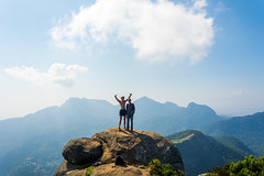 DSC_6085 (sergeysemendyaev) Tags: 2016 rio riodejaneiro brazil pedradagavea    hiking adventure best    travel nature   landscape scenery rock mountain    high green   summit