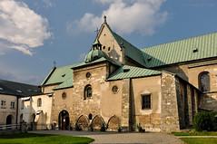 Cistercian abbey in Jedrzejow (Grzesiek.) Tags: wincentykadubek jdrzejw cystersi kocichurch abbey monastery klasztor opactwo architecture architektura