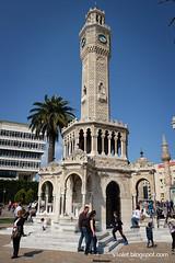 DSCF0515 Izmir Clock2crw (Luciana Adriyanto) Tags: travel turkey turkeytour landscape ismir smirna ismirclock turkeytrip v1olet lucianaadriyanto