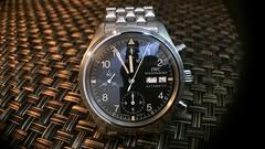 https://www.youtube.com/watch?v=95rejKMc2IE (Eric D.j) Tags: watch schaffhausen chrono iwc
