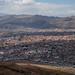 Vista de Potosí, a partir do Cerro Rico