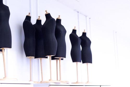 Vaatetusalan uudet tilat