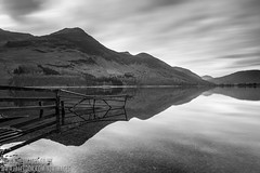 Buttermere like a mirror (N.J.W Images) Tags: longexposure reflections lakes lakedistrict cumbria buttermere canon1740l kood cumb leefilters canon6d bwnd 10stopper