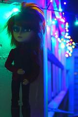 Jamie is outside (Dormouse Rose) Tags: doll pullip luts hash pullipdoll taeyang taeyangpullip taeyangdoll taeyanghash