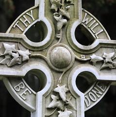 Penrith Cemetery Celtic Cross (davewebster14) Tags: cemetery graveyard stone memorial cross celtic penrith