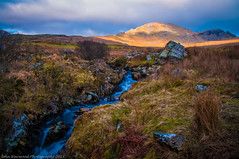 Sunshine on a cloudy day (JRT ) Tags: longexposure trees sky mountain snow mountains cold water beautiful grass sunshine clouds waterfall nationalpark nikon waiting rocks stream cloudy freezing sunny snowdonia northwales d300s absoluteimages jrwphotography johnwarwood flickrjrt jrwphotographycouk