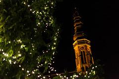 Kerstzangavond, St.-Agathakerk, Lisse, 19 december 2014. Foto: Alexander Schippers.