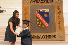 Diciembre, 11: Graduación Inicial