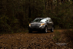 Ford Explorer (photofriendly) Tags: ford canon back explorer vehicle roads suv 6d 24105