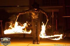 20150305-_MG_9289 (Daniel Sennett) Tags: wild arizona west de fire photography loop daniel az tricks lightning van graff coil thursday tao con tesla lasso sennett rawlins wwwc wwwc4