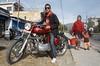 TRUCKING IN KATHMANDU