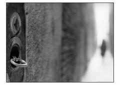 Presenze, Venezia - Tmax 400 -  - MGFB 18x24cm (renus73) Tags: camera film analog darkroom kodak fiber rodinal tmax400 ilford oscura multigrade baritata