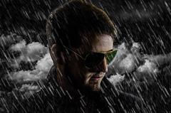 Matrix meets Sin City (PKub) Tags: andy beard photography photo clothing image snapshot bart picture mantel kleidung nikond5100 pkub