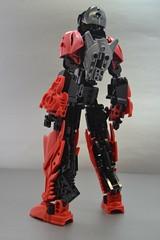 DRONE_06 (Shadowgear6335) Tags: robot lego system bionicle herofactory shadowgear6335 clockworktempest
