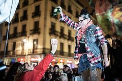 Manifestaci del 4 Febrer 2015 contra el desmontatge del cas 4F a Barcelona (Victor Serri) Tags: mani 4f manifestaci 2015 rodrigolanza patriciaheras ciutatmorta